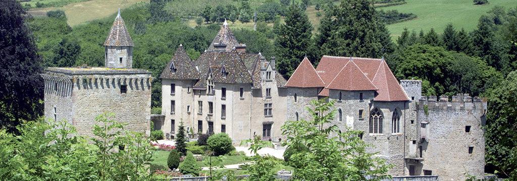 chateau de couches - dit de Marguerite de Bourgogne