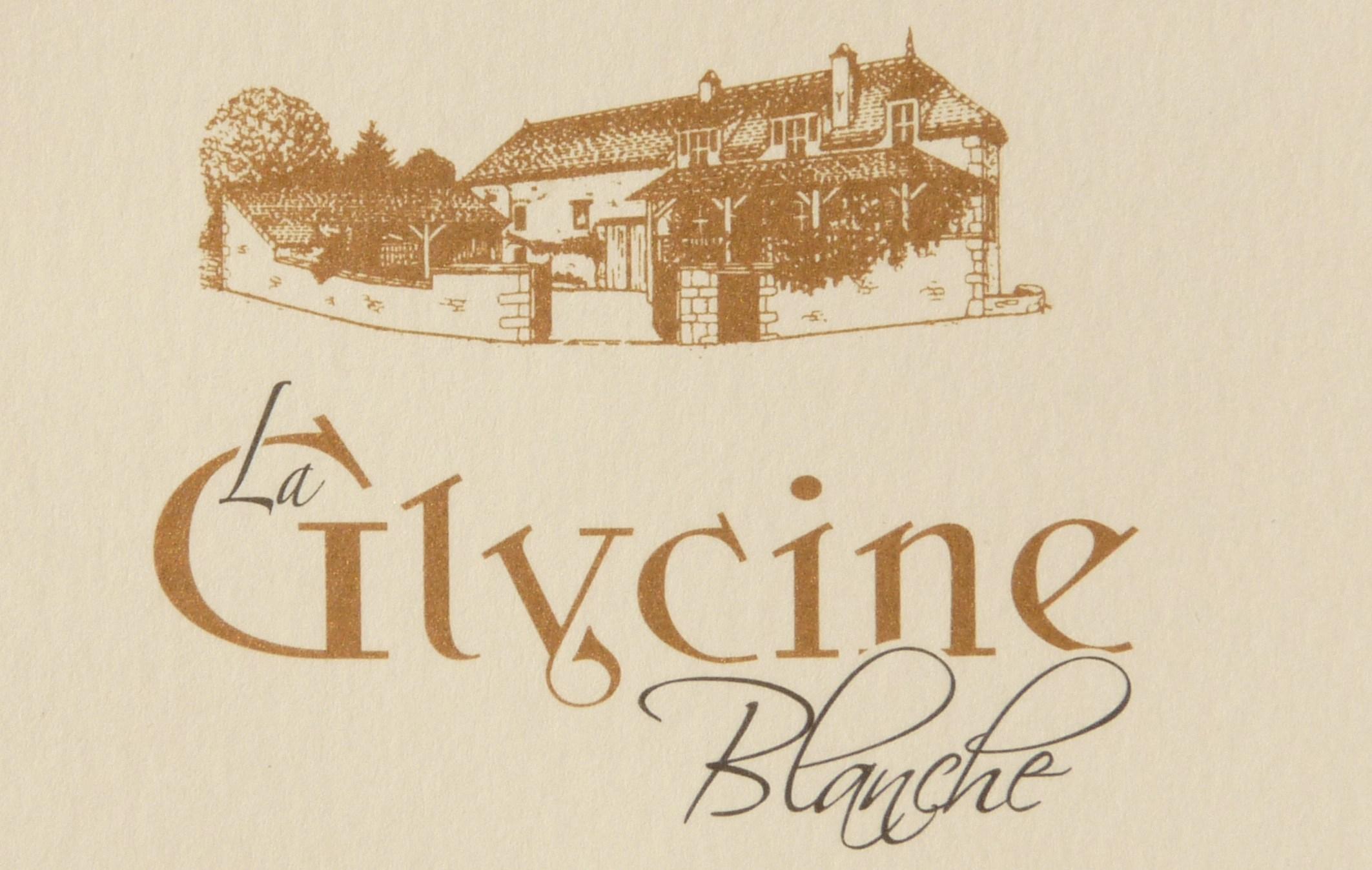 DOMAINE LA GLYCINE BLANCHE